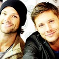 Jensen Ackles and Jared Padalecki - jensen-ackles photo