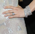 Jessica's ring at the Oscars 2014 - jessica-biel photo
