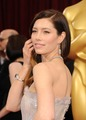 Jessica at the Oscars 2014 - jessica-biel photo