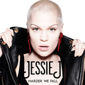 Jessie J - Harder We Fall - jessie-j fan art