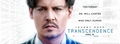 Johnny in Transcendence 2014 poster