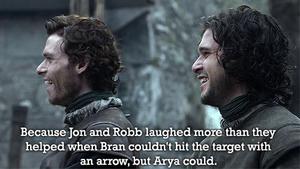 Jon and Robb