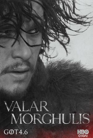 Jon Snow - Character Poster ( SEason 4 )