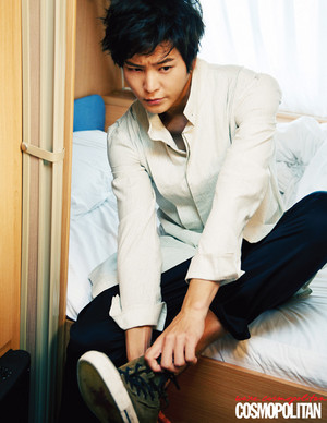 Joo Won - Cosmopolitan
