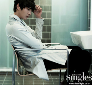Joo Won - Singles