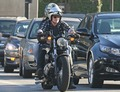 Josh Hutcherson and Claudia Traisac around town (February 23) in Los Angeles - josh-hutcherson photo