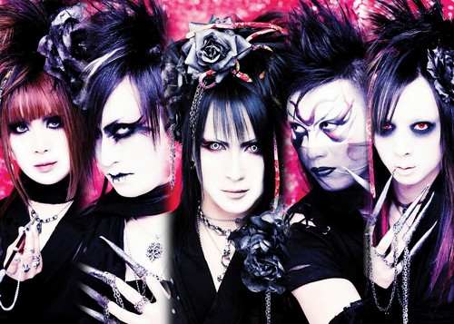 Jrock wallpaper called Born J-Rock