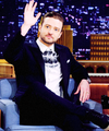 Justin on Tonight show with Jimmy Fallon (21 Feb 2014) - justin-timberlake photo