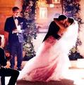Justin and Jessica's wedding - justin-timberlake photo