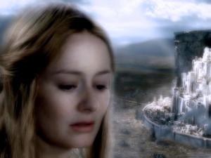 Eowyn/Minas Tirith
