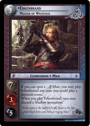 Erkenbrand on card