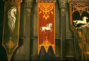 Rohan banners
