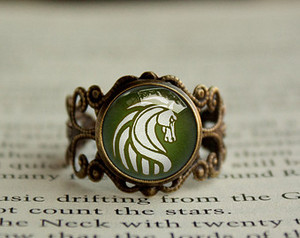 amazing Rohan ring