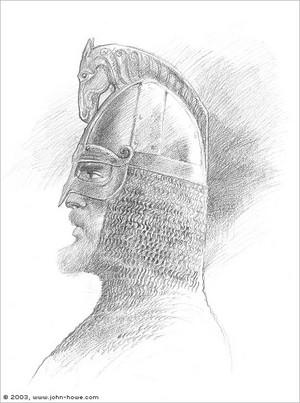 Rider of Rohan by John Howe