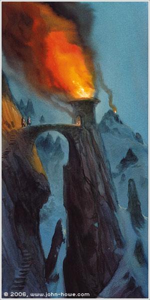 Beacons by John Howe