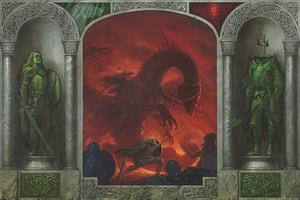 Eowyn and Witch King bởi MCeran