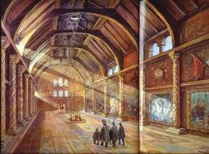 Golden Hall 由 Joan Wyatt