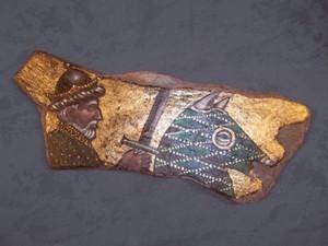 Theoden mural fragment 由 松鸦, 杰伊, 杰伊 · Johnstone