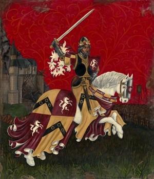 Theoden Mounted 由 松鸦, 杰伊, 杰伊 · Johnstone