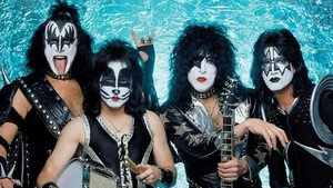 kiss ~Paul, Gene, Eric, and Tommy