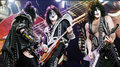 Kiss ~Dodger Stadium January 2014 - kiss photo