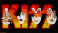 KISS ~Paul, Ace, Peter and Gene - kiss wallpaper