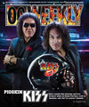 Gene and Paul ~LA KISS Arena football - kiss photo