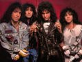 KISS ~Paul, Eric, Bruce, and Gene - kiss photo