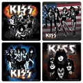 KISS ~ Paul, Eric, Tommy, Gene, Ace, Peter - kiss fan art