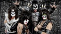 KISS ~Paul, Gene, Tommy, and Eric - kiss photo