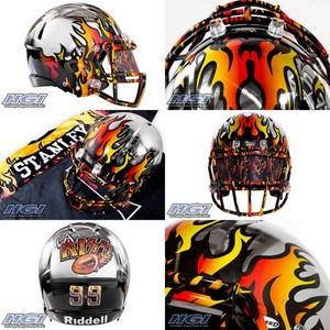 LA KISS Arena football uniform