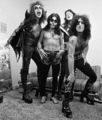 KISS ~Creem photo shoot 1974