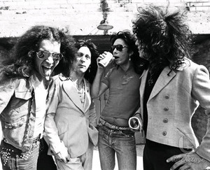 baciare ~Creem foto shoot 1974