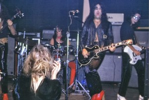 Paul Stanley, Ace Frehley, Peter Criss