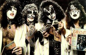 Klassic Kiss ~Creem magazine