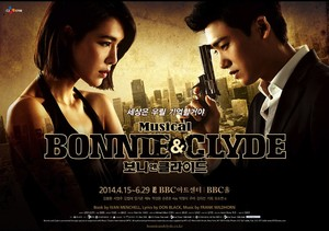 Bonnie and Clyde Musical