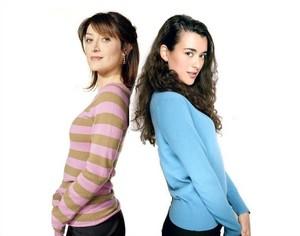 Kate and Ziva