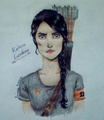 Katniss Everdeen ➹ - katniss-everdeen fan art