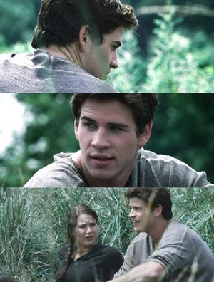 Katniss and Gale ◎