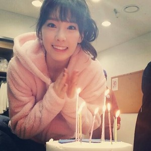 Happy Birthday Taeyeon
