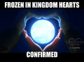 Frozen in Kingdom Hearts - kingdom-hearts photo