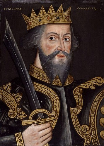 Kings and Queens wallpaper entitled William The Conqueror