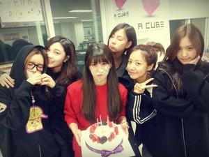 Chorong Birthday