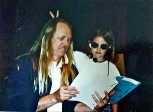 new/old photo of Kristen