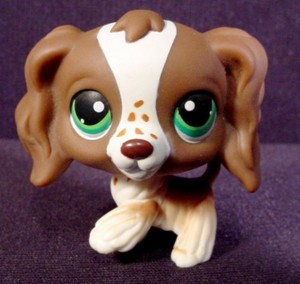 cute little lps dog
