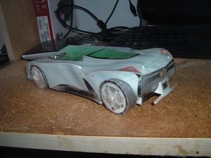 lamborghini insecta concept car 2009