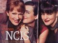 Lauren , Cote and Pauley - The Women of NCIS -