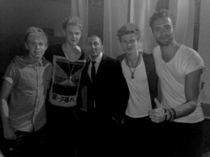 Niall and Lawson