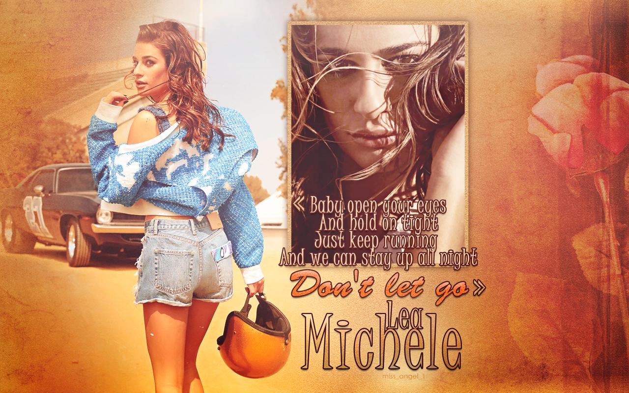 Lea Michele - Don't let go