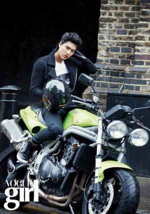 Lee Min Ho - Vogue Girl